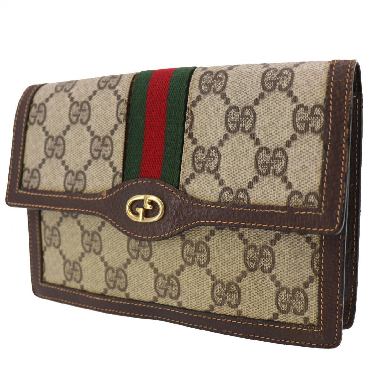 Monedero de Cuero Gucci