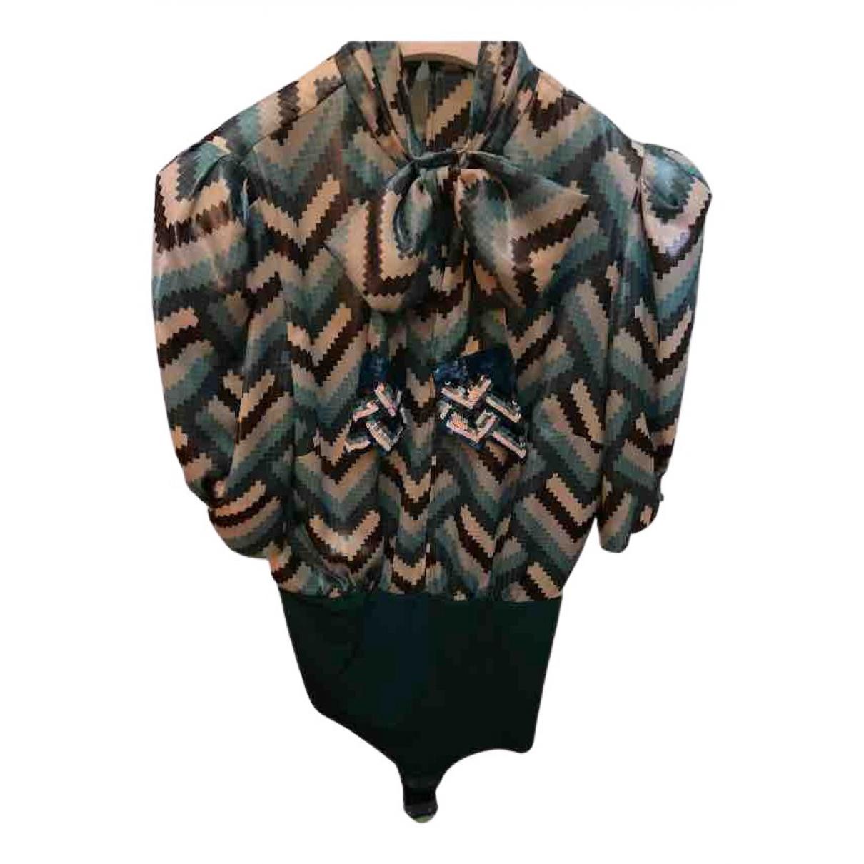 Elisabetta Franchi \N Green Knitwear for Women 40 IT
