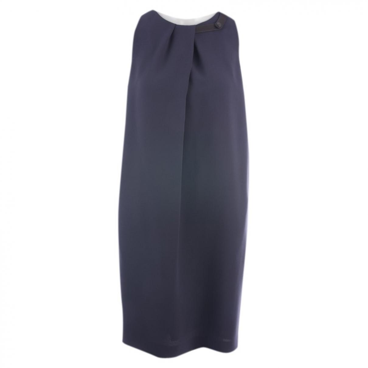 Peserico \N Blue dress for Women 36 FR