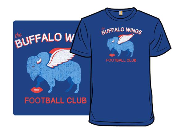 Buffalo Wings T Shirt