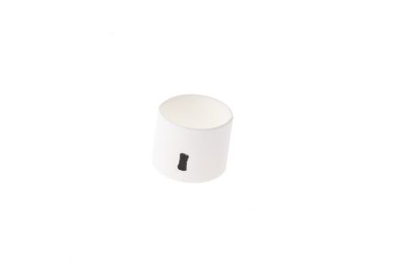 TE Connectivity Heat Shrink Cable Marker White 2 → 6mm Dia. Range