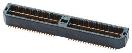 Samtec , Q Strip QTE, 120 Way, 2 Row, Straight PCB Header
