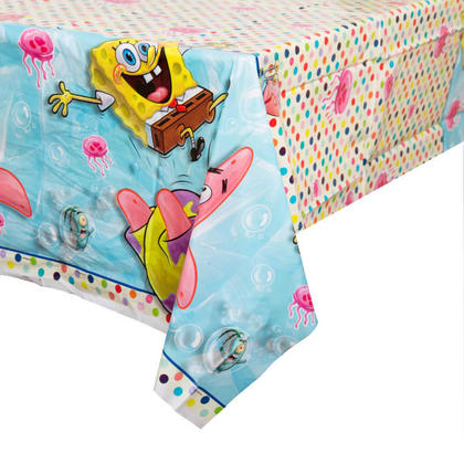 SpongeBob 1 Plastic Tablecover 54