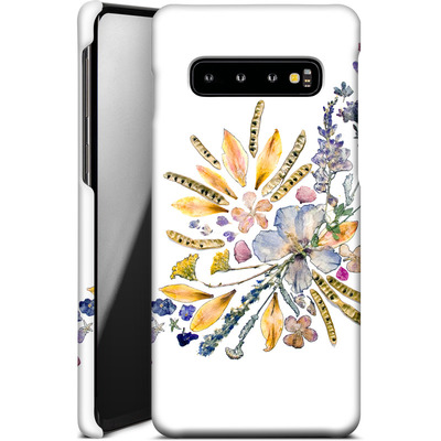 Samsung Galaxy S10 Smartphone Huelle - Bunch Of Brilliance von Kaitlyn Parker