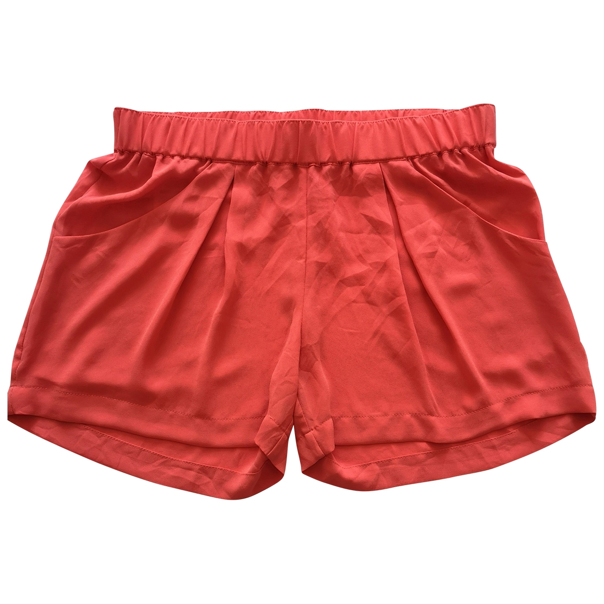 Bcbg Max Azria \N Orange Shorts for Women XS International