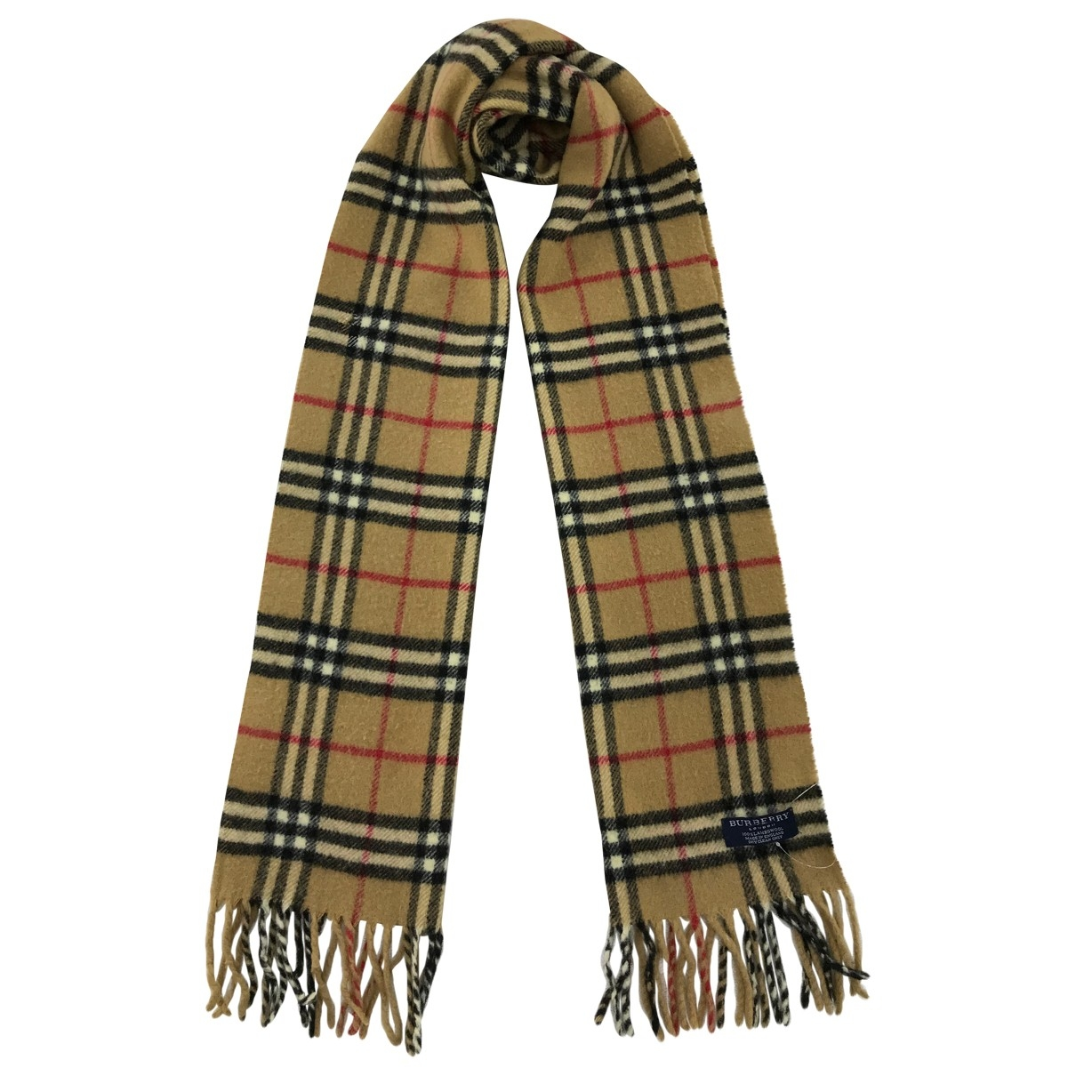Burberry \N Schal in  Bunt Wolle