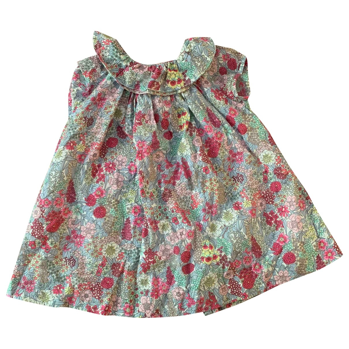 Jacadi \N Pink Cotton skirt for Kids 12 months - up to 74cm FR