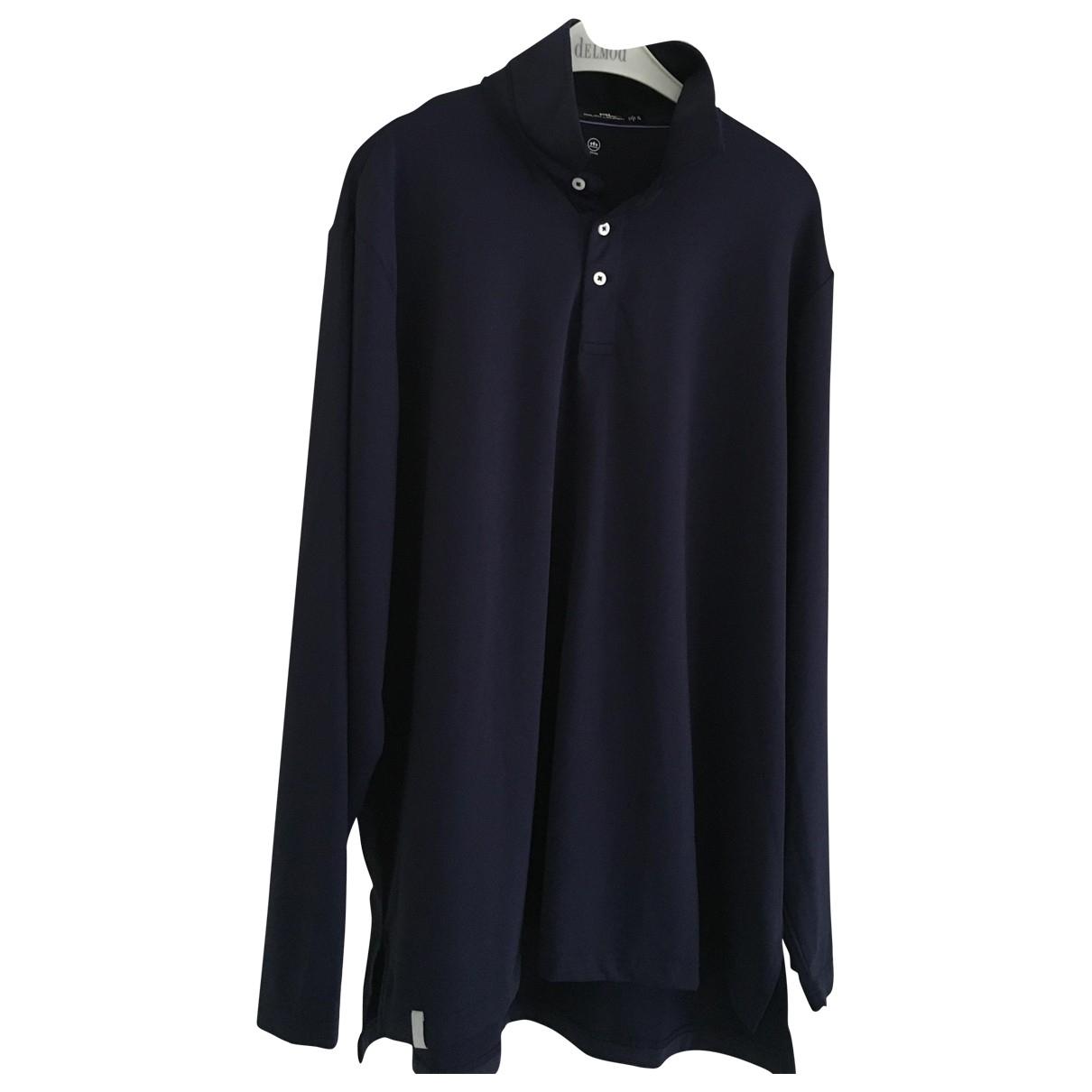 Polo Ralph Lauren - Polos Polo classique manches longues pour homme - bleu