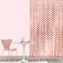 1pc  Heart String Party Background Curtain