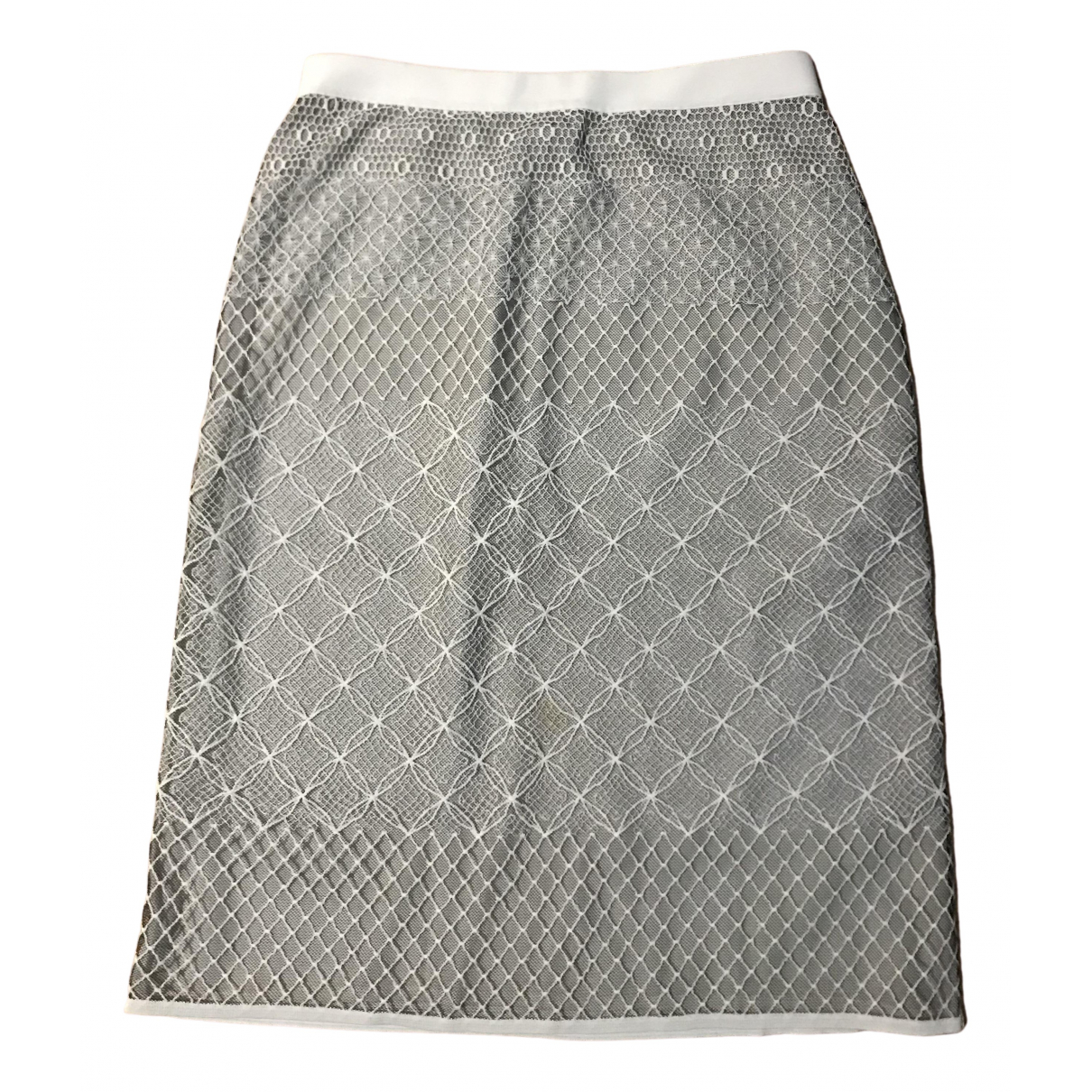 Dior \N Grey skirt for Women 36 FR