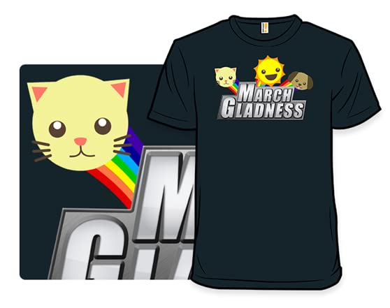 March Gladness Logo T Shirt