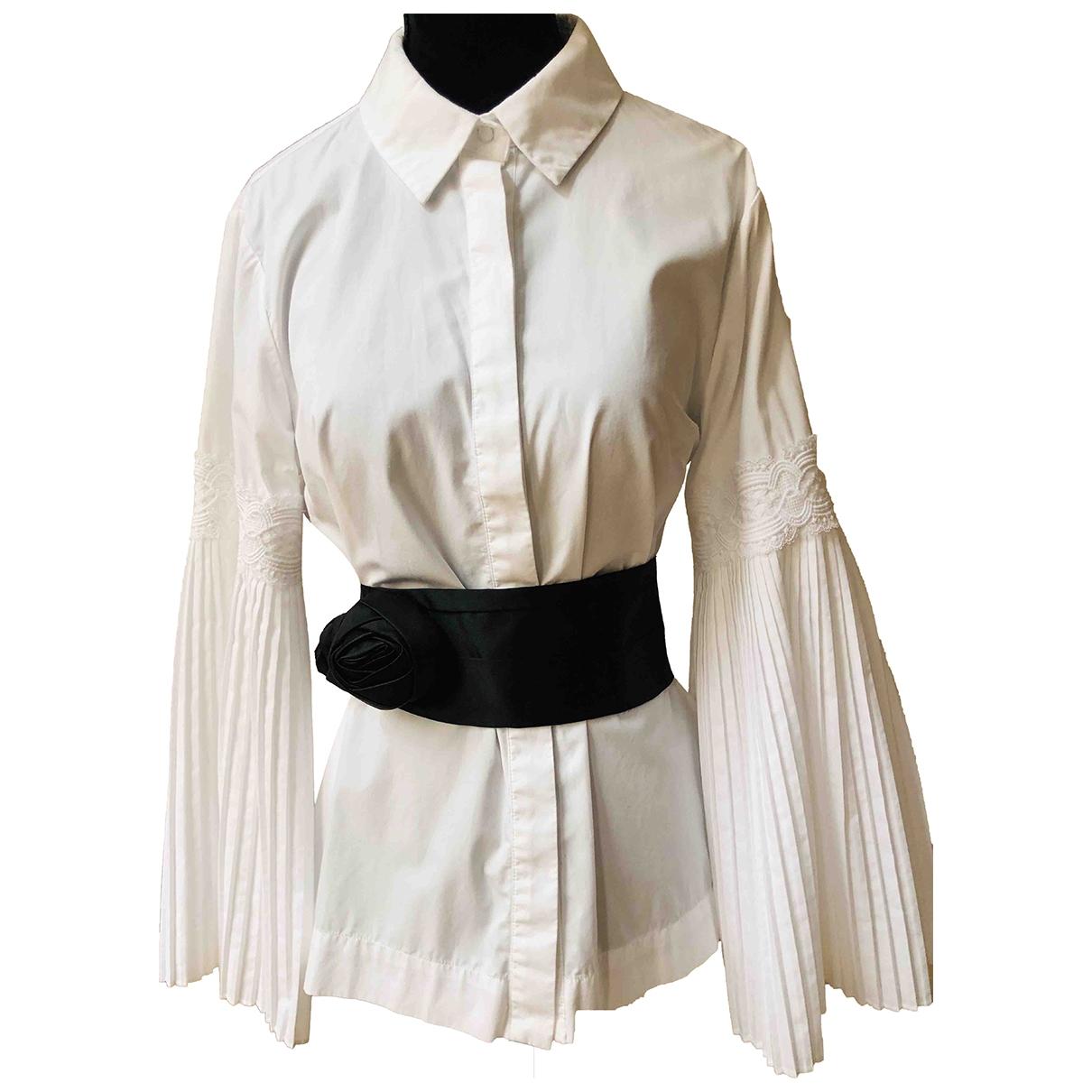 Prada \N Black Silk belt for Women 80 cm