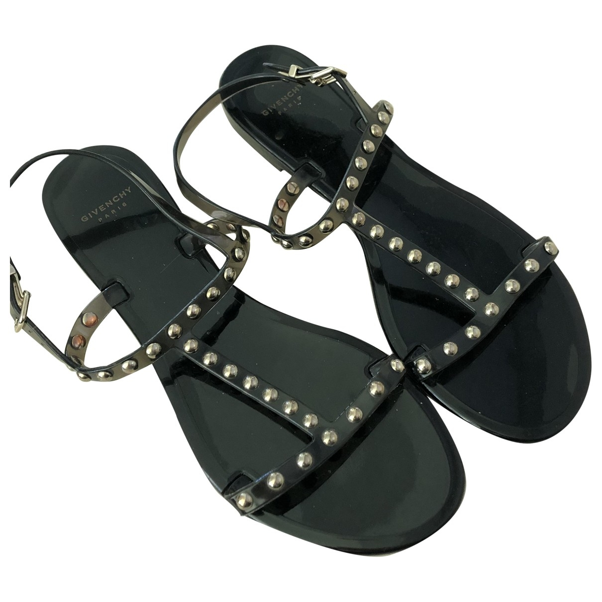 Givenchy \N Grey Sandals for Women 40 EU