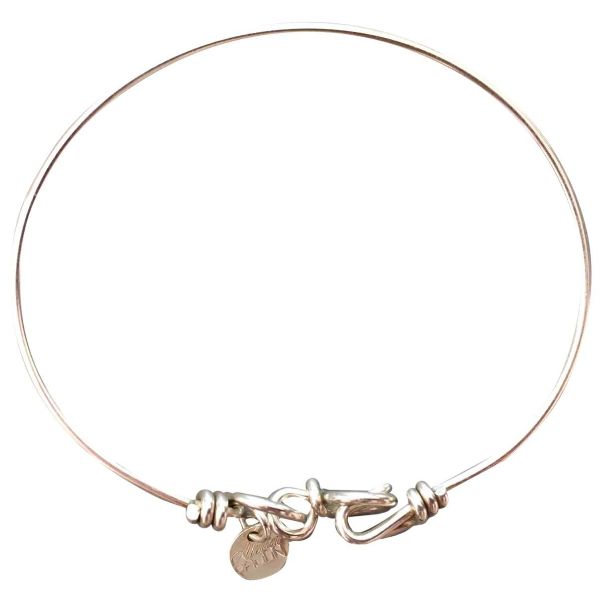 Atelier Paulin - Bracelet   pour femme en argent - argente