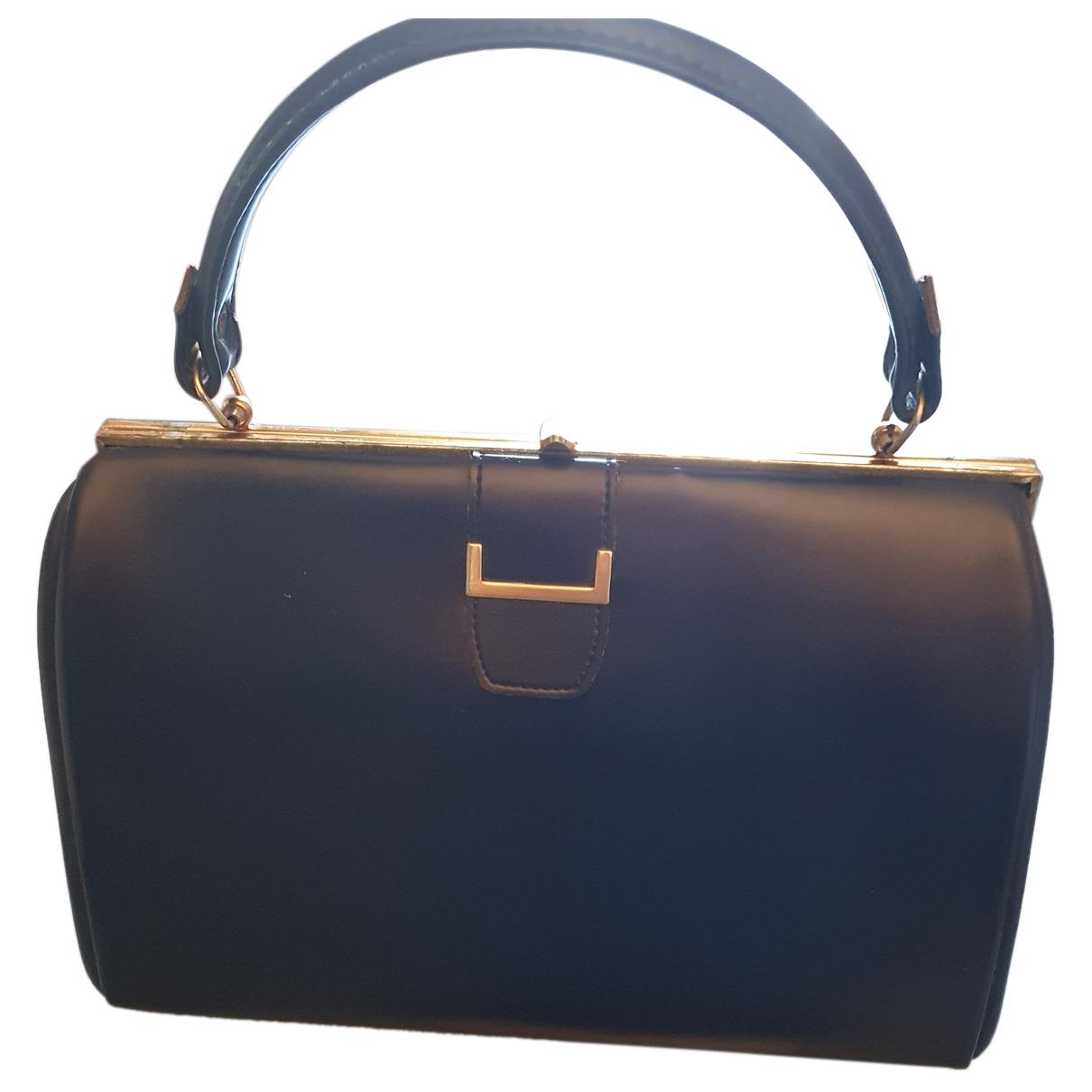 Autre Marque N Blue Leather handbag for Women N