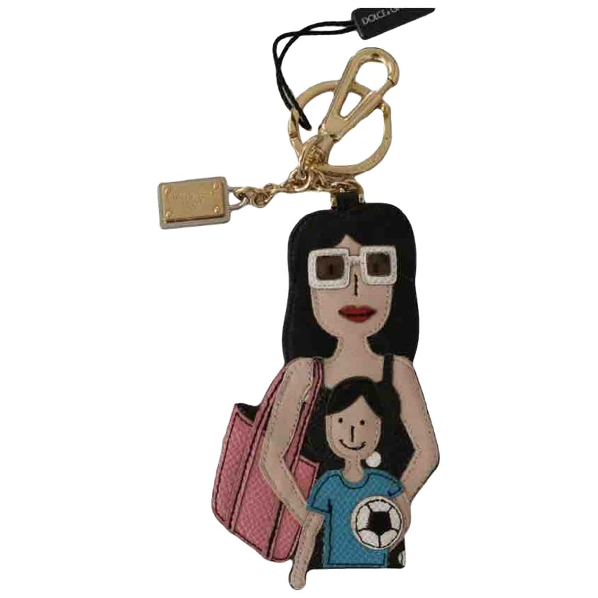 Dolce & Gabbana - Bijoux de sac   pour femme en metal - multicolore