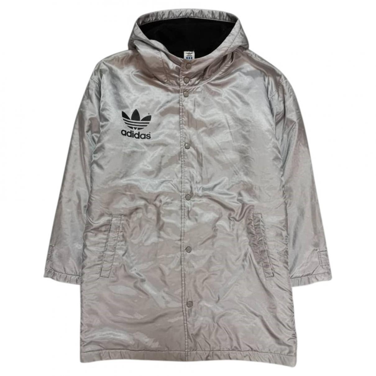 Adidas \N Grey coat  for Men XL International