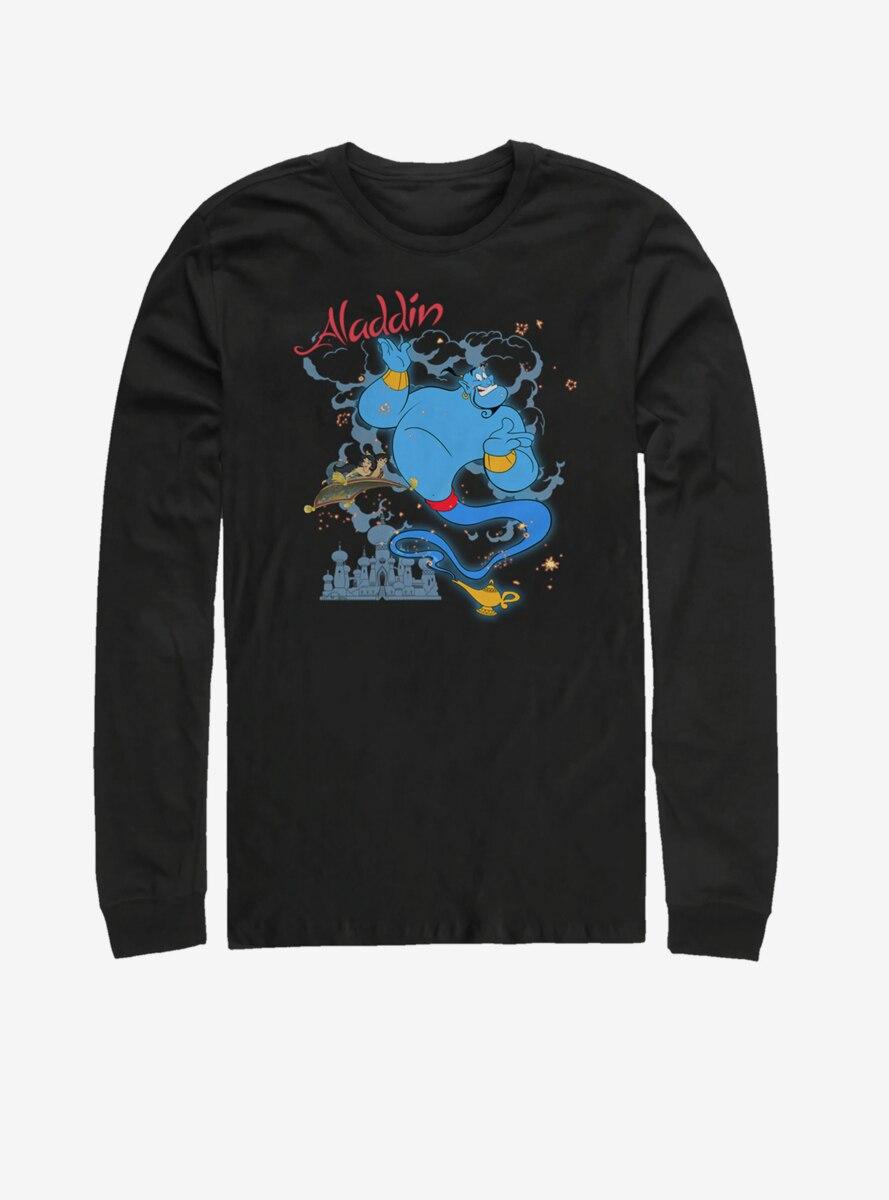 Disney Aladdin Genie Sparkle 3 Long-Sleeve T-Shirt