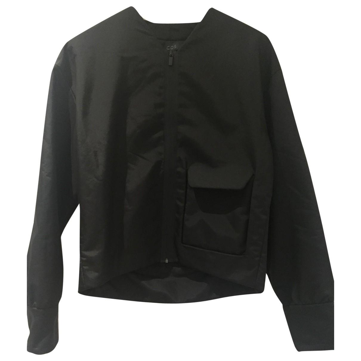 Cos \N Black jacket for Women 8 UK