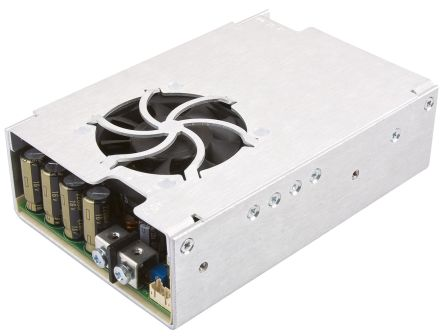 XP Power , 400W AC-DC Converter, 15V dc, Enclosed, Medical Approved