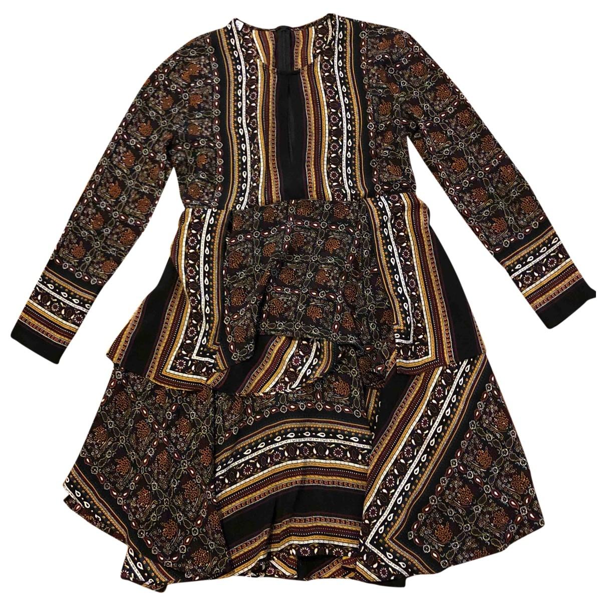 A.l.c \N Multicolour Silk dress for Women S International