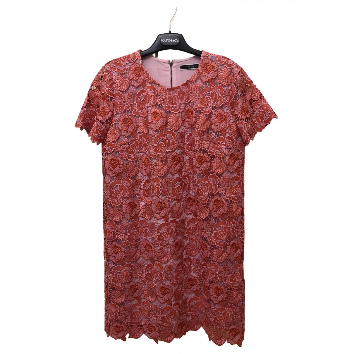Sport Max \N Kleid in  Rosa Polyester