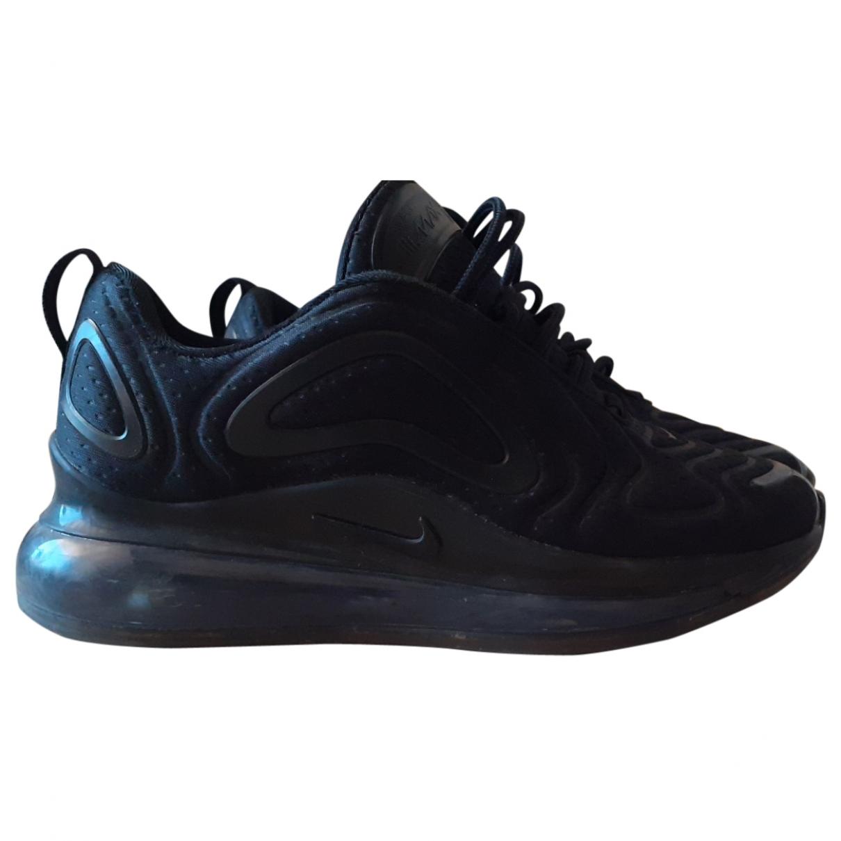 Nike \N Black Cloth Trainers for Kids 38 EU