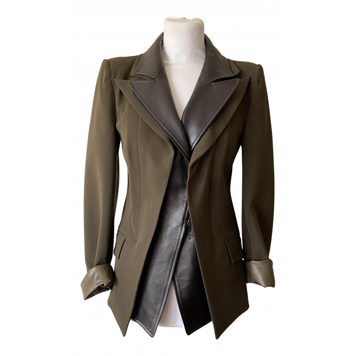 Plein Sud N Khaki jacket for Women 40 IT