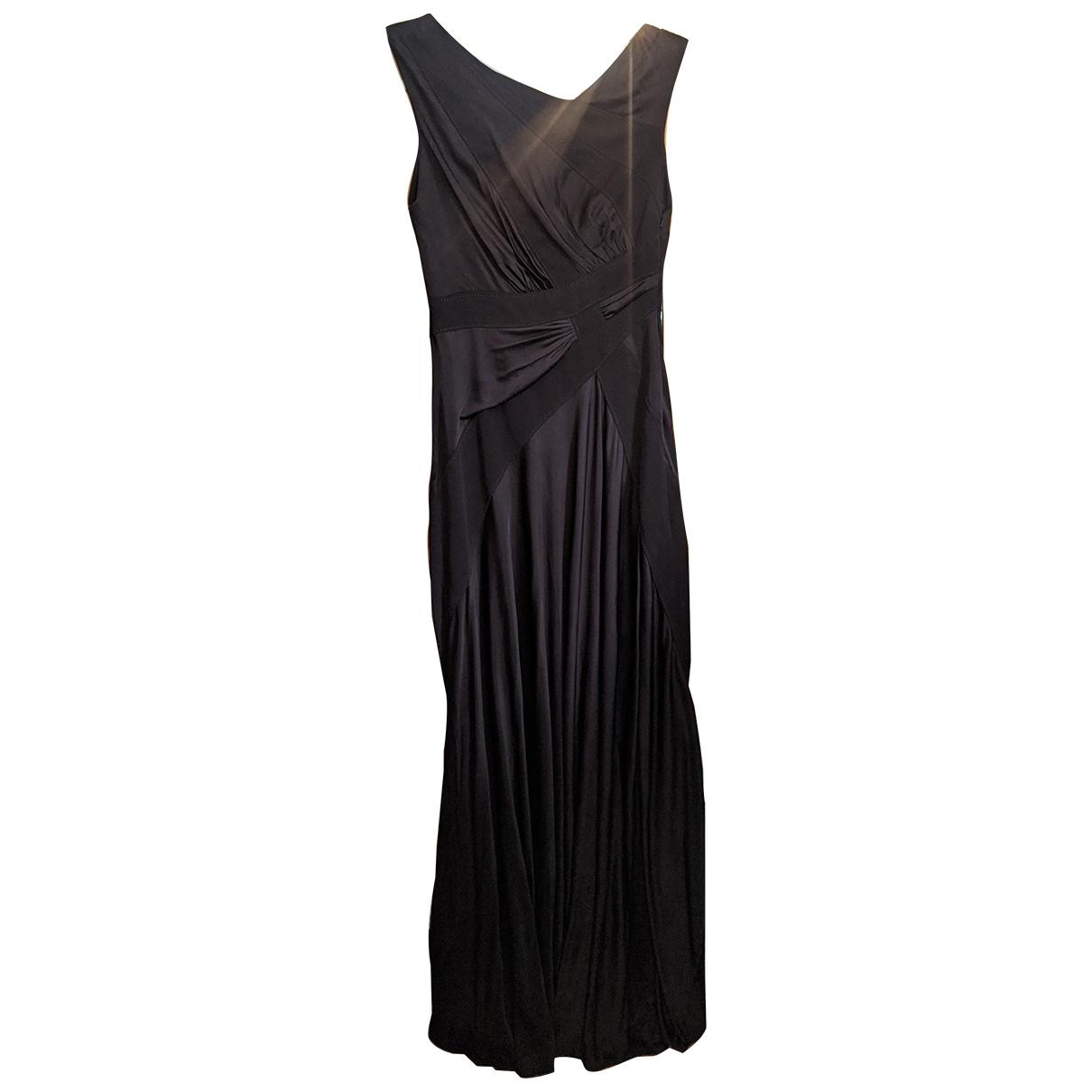 Karen Millen \N Kleid in  Schwarz Polyester