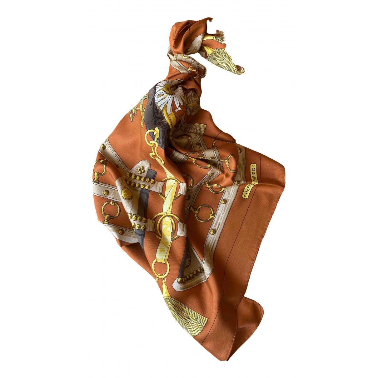 Hermès Carré 90 Silk Silk handkerchief for Women \N