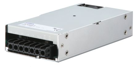 Cosel , 250W Embedded Switch Mode Power Supply SMPS, 5V dc, Enclosed