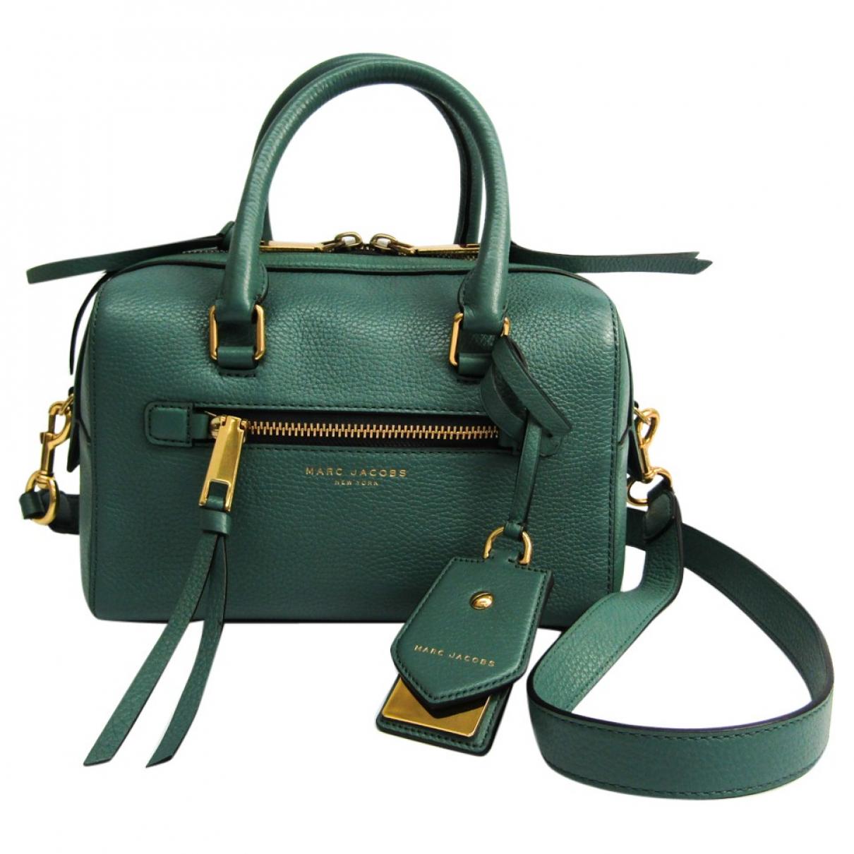 Marc Jacobs \N Handtasche in  Gruen Leder