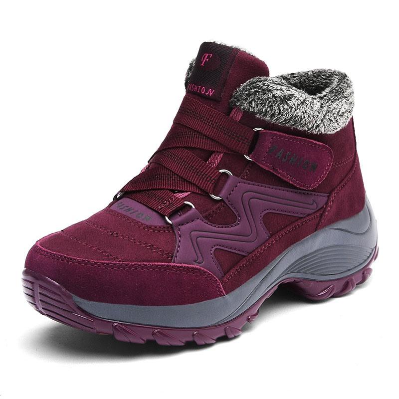 Ericdress Thread Velcro Round Toe Casual Sneakers