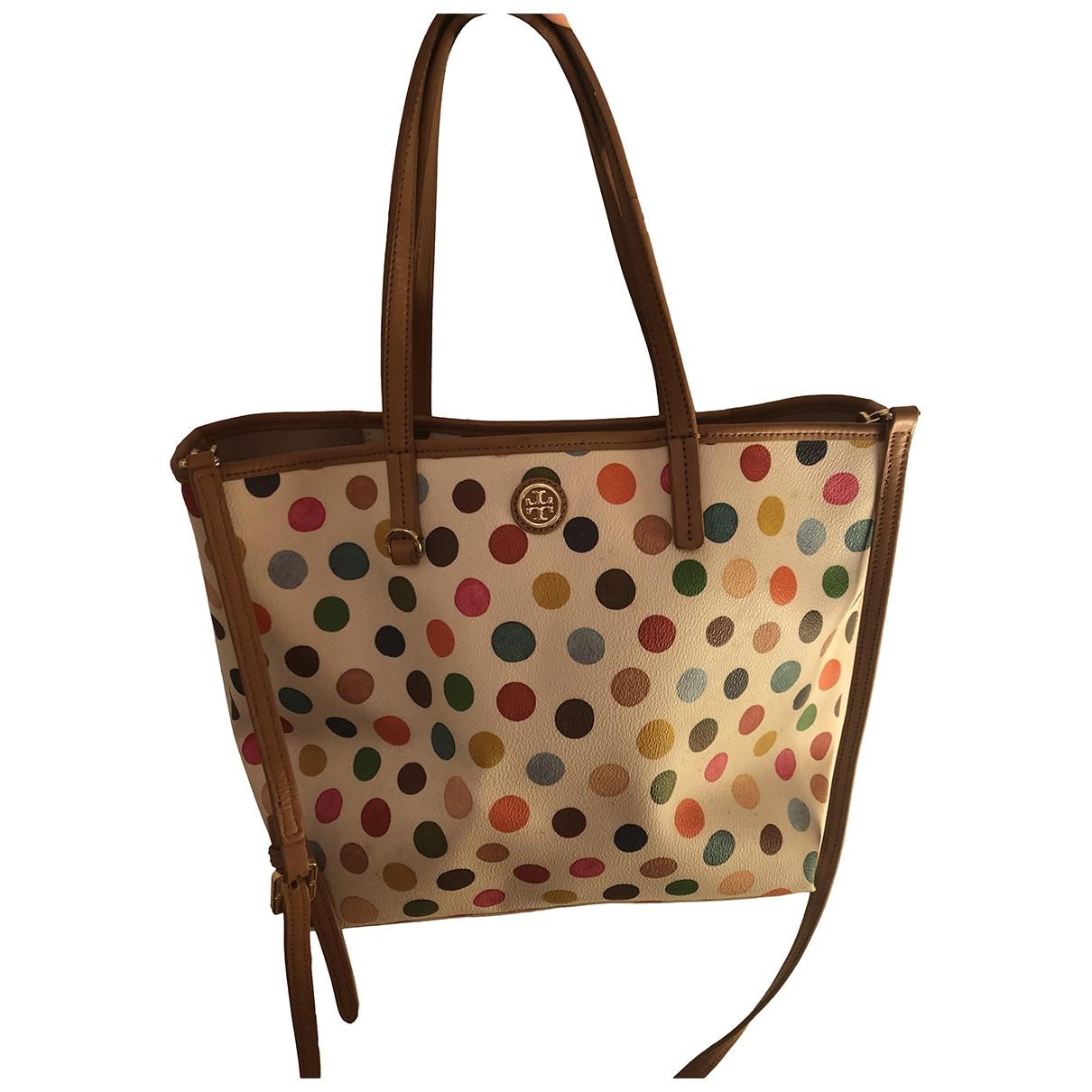 Tory Burch \N Multicolour Leather handbag for Women \N