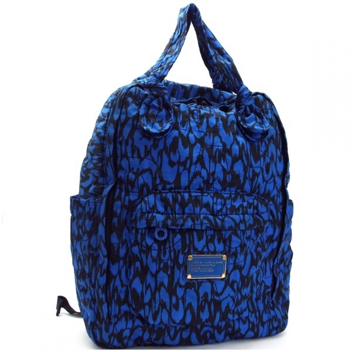 Marc By Marc Jacobs \N Blue backpack for Women \N