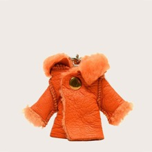 Funda de llave de niñas con diseño de ropa