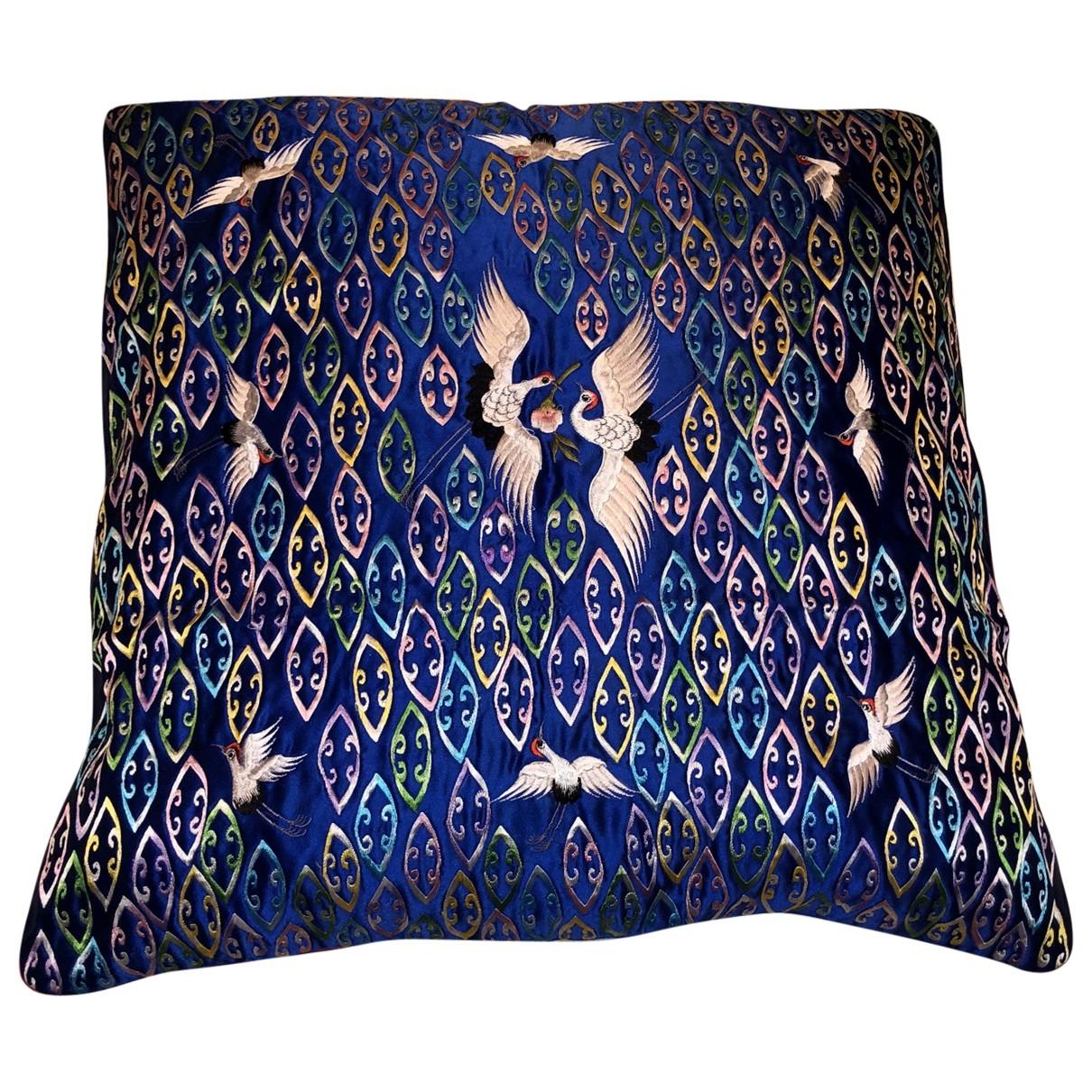 - Objets & Deco   pour lifestyle en soie - multicolore