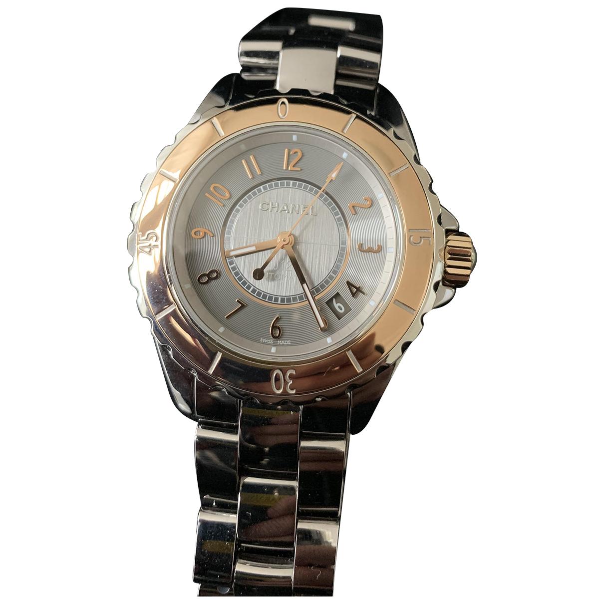 Chanel J12 Automatique Uhr in Keramik