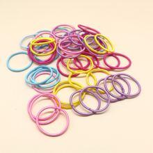 50 Stuecke Einfarbiges Haarband