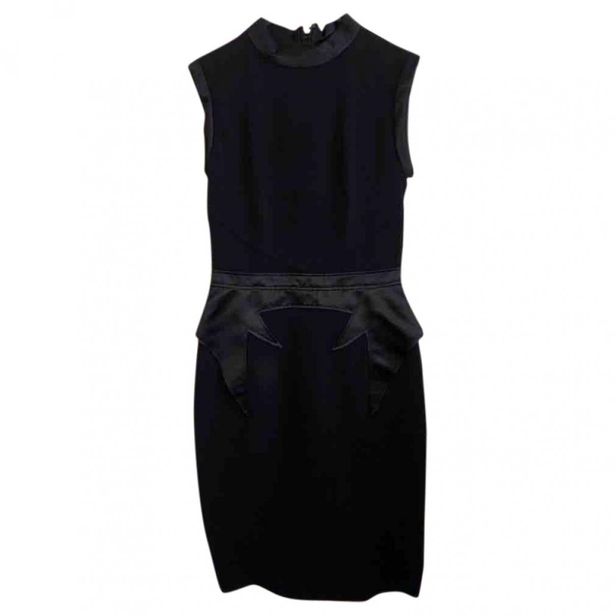 Givenchy \N Black Wool dress for Women 36 FR