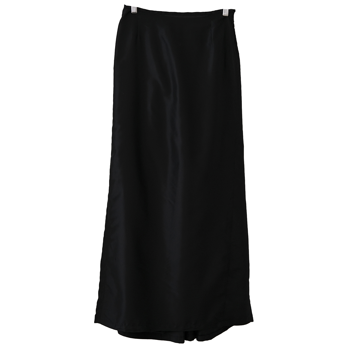 Dries Van Noten - Jupe   pour femme en soie - noir