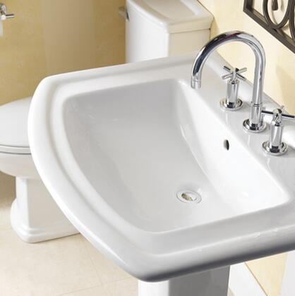 B/3-498WH Washington 765 Washbasin  8cc