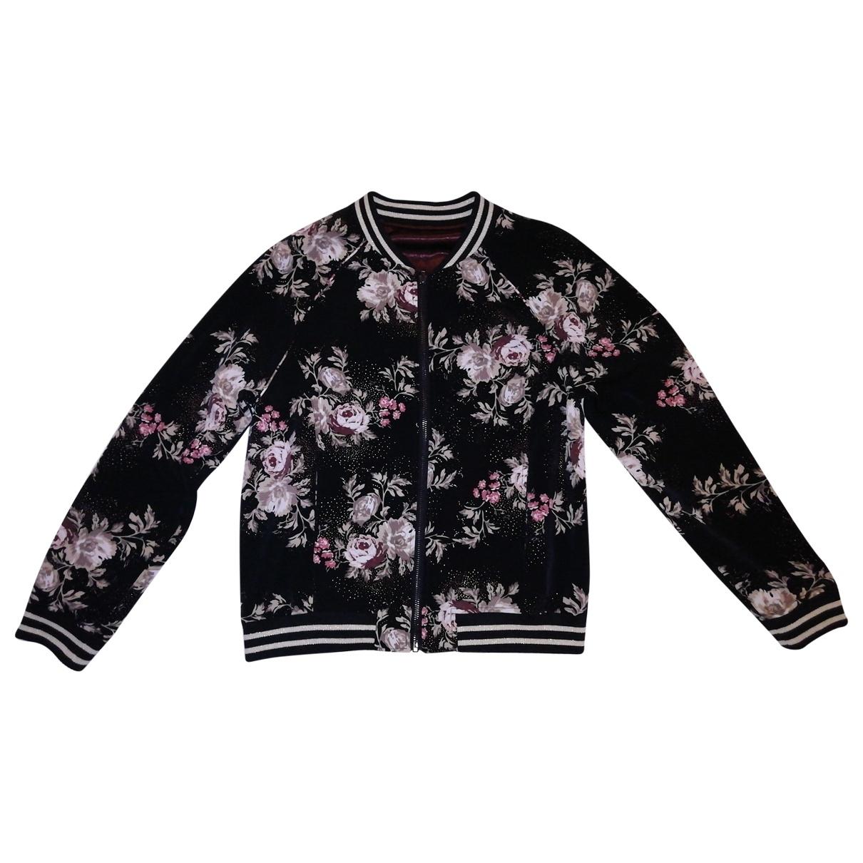 Karl Marc John \N Black jacket for Women 36 FR