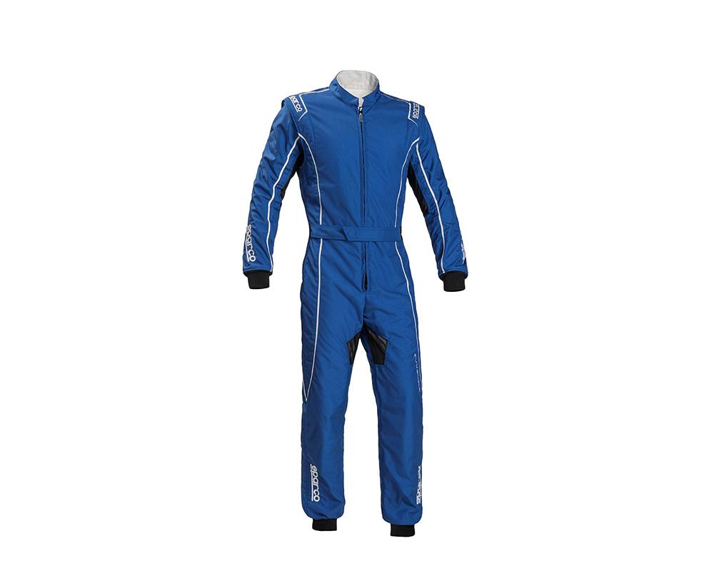Sparco 002334AZBI5XXL Groove KS-3 Karting Suit 2X-Large Blue