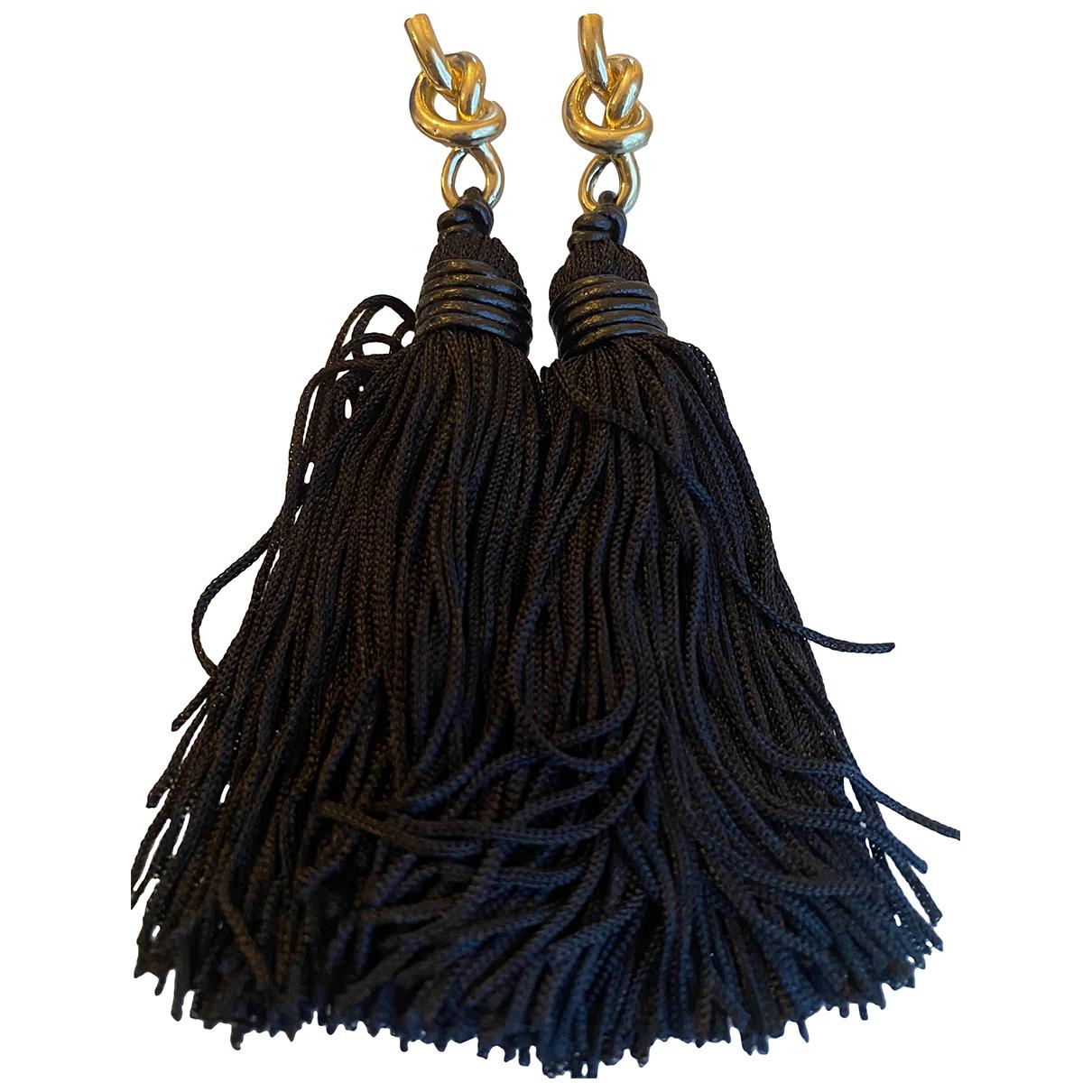 Bimba Y Lola - Boucles doreilles   pour femme en metal - noir