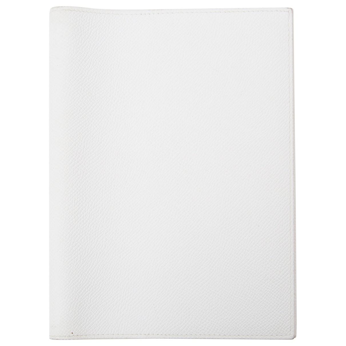 Hermes - Petite maroquinerie   pour femme en cuir - blanc