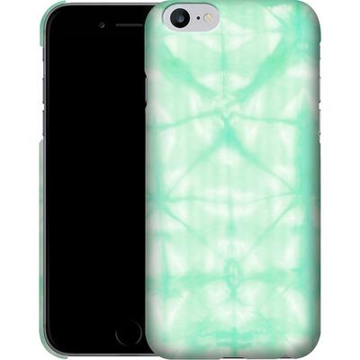 Apple iPhone 6s Plus Smartphone Huelle - Tie Dye 2 Mint von Amy Sia
