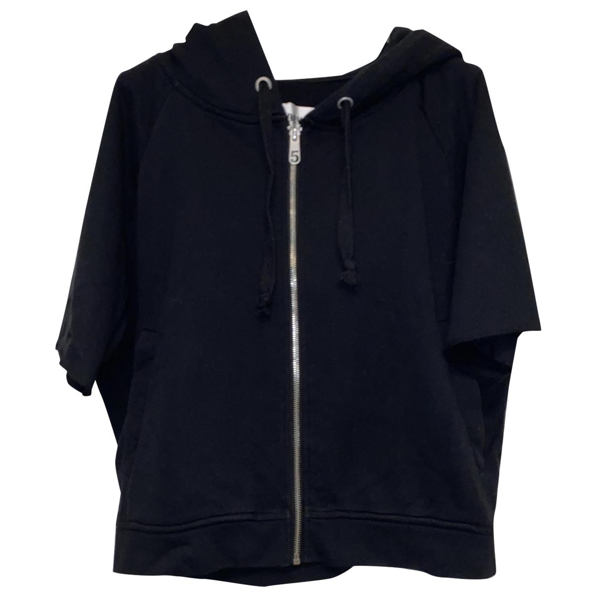 5 Preview \N Black Cotton  top for Women XS International