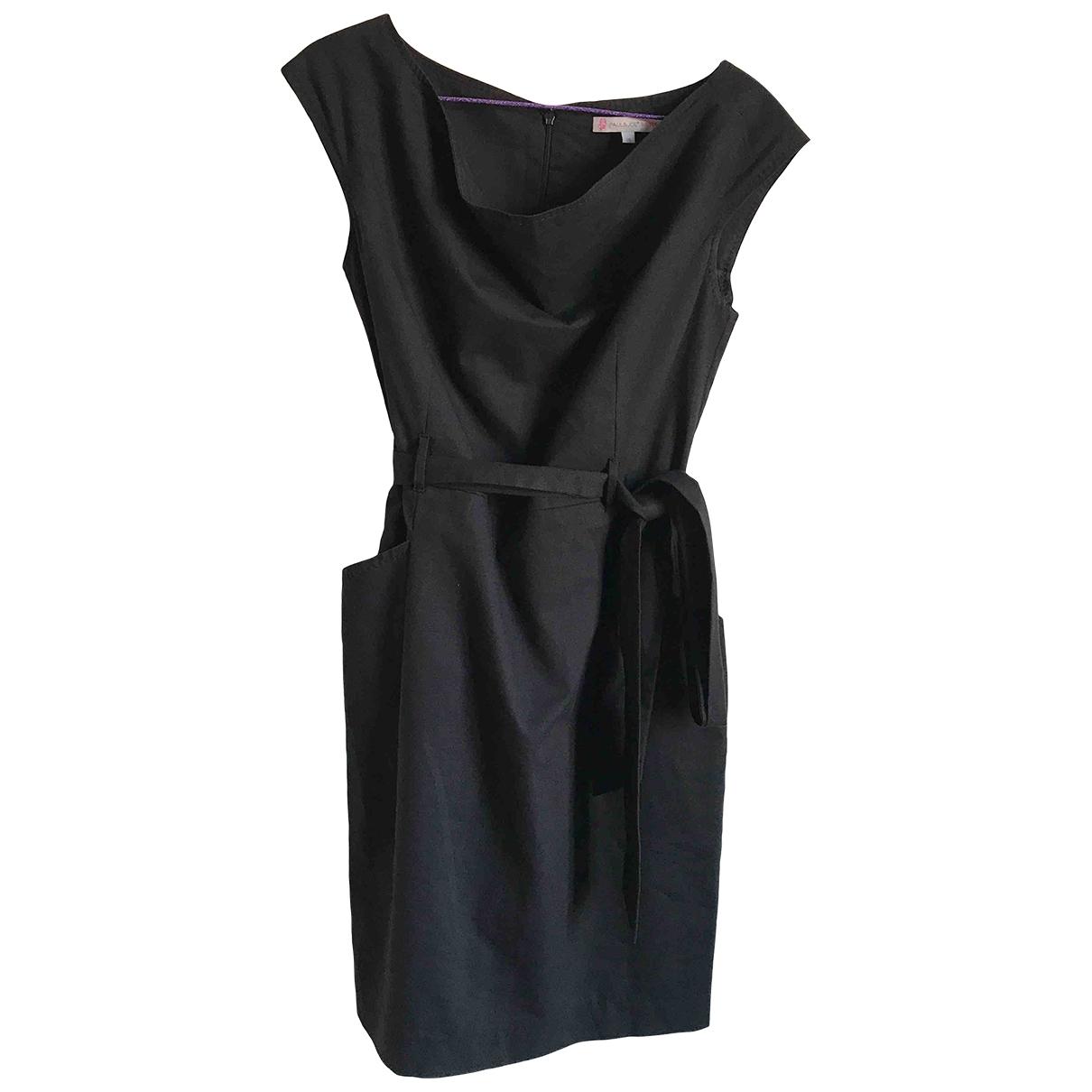 Paul & Joe - Robe   pour femme en coton - noir