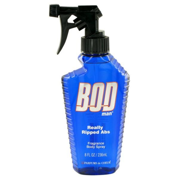 Parfums De Coeur - Bod Man Really Ripped Abs : Body Spray 240 ML